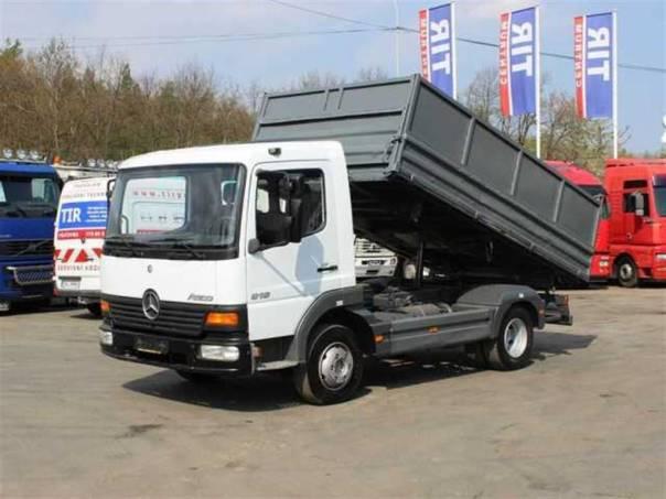 ATEGO 918 972.03, foto 1 Užitkové a nákladní vozy, Nad 7,5 t | spěcháto.cz - bazar, inzerce zdarma