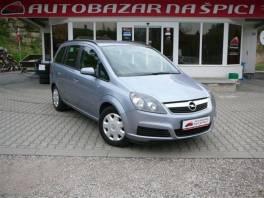 Opel Zafira 1.6i 77kW 7 MÍST--SERVISNÍ KNÍ , Auto – moto , Automobily  | spěcháto.cz - bazar, inzerce zdarma