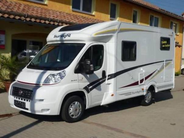 Fiat  SUNLIGHT T 57, foto 1 Užitkové a nákladní vozy, Camping | spěcháto.cz - bazar, inzerce zdarma