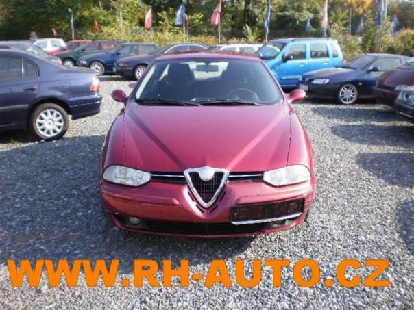 Alfa Romeo 156 1.7 T SPARK!, foto 1 Auto – moto , Automobily   spěcháto.cz - bazar, inzerce zdarma