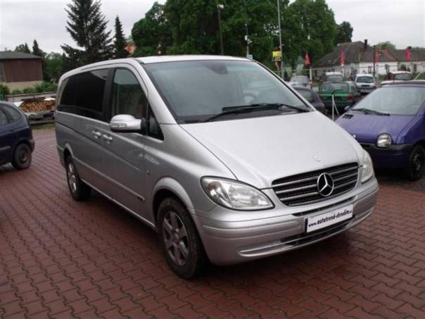 Mercedes-Benz Viano 3.0 -6V CDI -TREND, foto 1 Auto – moto , Automobily | spěcháto.cz - bazar, inzerce zdarma