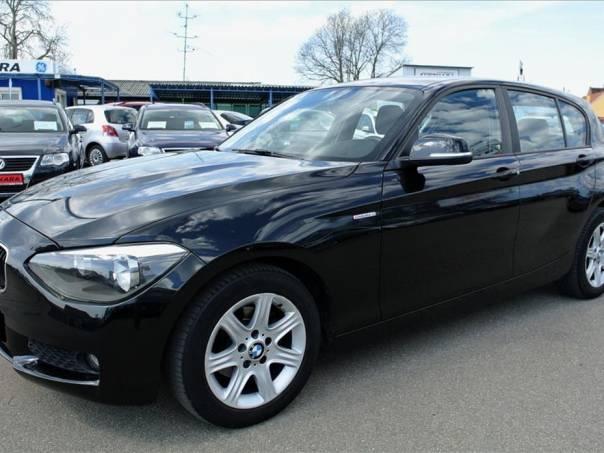 BMW Řada 1 2,0 116d EFFICIENT DYNAMICS EDITION*SERVISNÍ HISTORIE  28/12/2011, foto 1 Auto – moto , Automobily | spěcháto.cz - bazar, inzerce zdarma