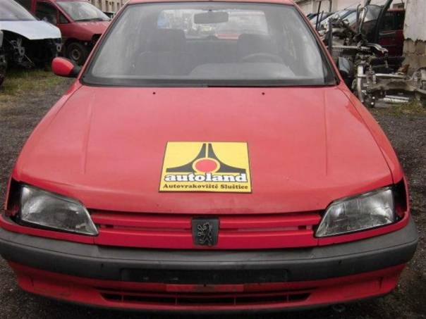 Peugeot 306 1,4, foto 1 Náhradní díly a příslušenství, Ostatní | spěcháto.cz - bazar, inzerce zdarma