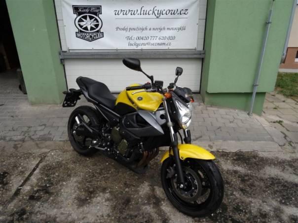 Yamaha  XJ6-4tkm, foto 1 Auto – moto , Motocykly a čtyřkolky | spěcháto.cz - bazar, inzerce zdarma