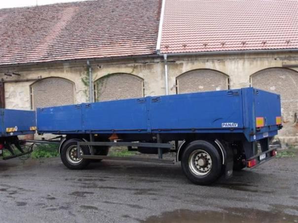 PV 18, foto 1 Užitkové a nákladní vozy, Přívěsy a návěsy | spěcháto.cz - bazar, inzerce zdarma