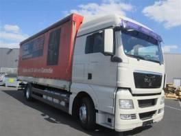TGX 18.360 valník spaní EURO 5 , Užitkové a nákladní vozy, Nad 7,5 t  | spěcháto.cz - bazar, inzerce zdarma