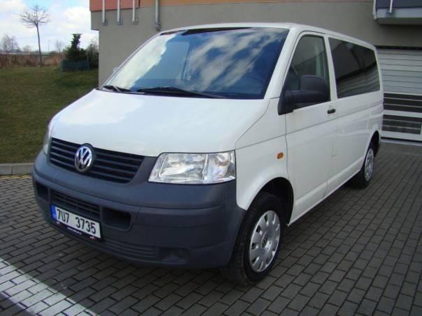 Volkswagen Transporter 2.5TDi , 9míst, servis.kniha, foto 1 Užitkové a nákladní vozy, Do 7,5 t | spěcháto.cz - bazar, inzerce zdarma