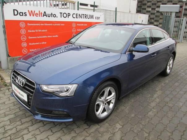 Audi A5 2,0 TDI Quattro (130kW/177k) S-tronic, foto 1 Auto – moto , Automobily | spěcháto.cz - bazar, inzerce zdarma