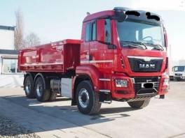 MAN  TGS 26.440  6x6 BL, EURO 6 , Užitkové a nákladní vozy, Nad 7,5 t  | spěcháto.cz - bazar, inzerce zdarma