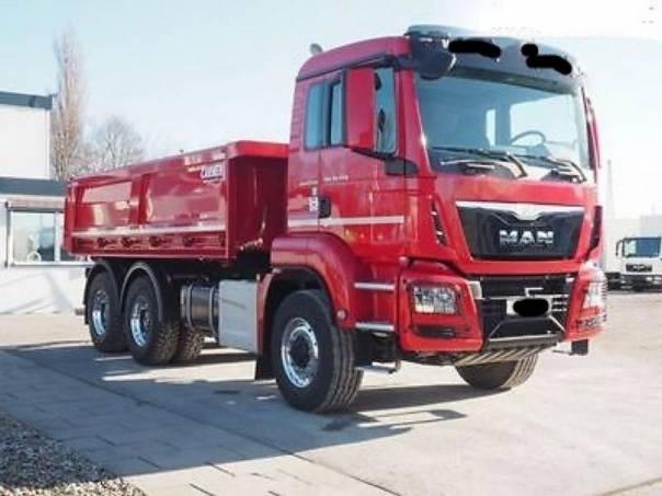 MAN  TGS 26.440  6x6 BL, EURO 6, foto 1 Užitkové a nákladní vozy, Nad 7,5 t | spěcháto.cz - bazar, inzerce zdarma