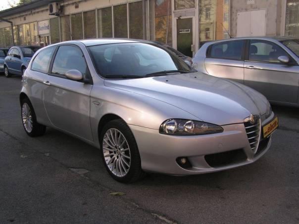 Alfa Romeo 147 1.9 JTD,Kůže,Digiklima,Po servise, foto 1 Auto – moto , Automobily | spěcháto.cz - bazar, inzerce zdarma