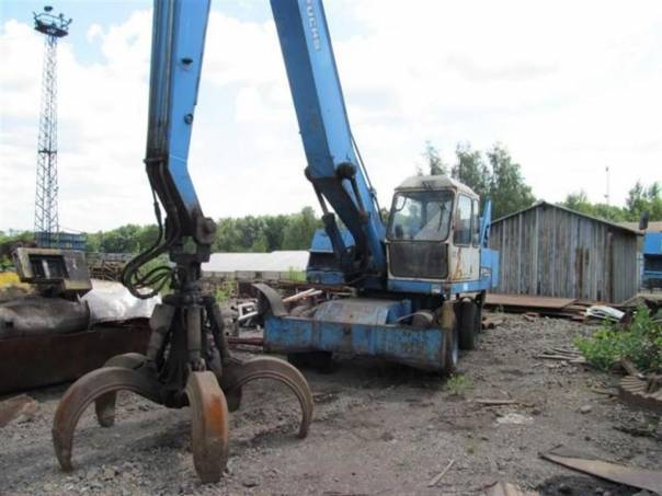 FUCHS F 714 MUC, foto 1 Pracovní a zemědělské stroje, Pracovní stroje | spěcháto.cz - bazar, inzerce zdarma
