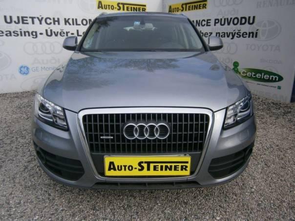 Audi Q5 2.0TFSi ČR, 1. Majitel, Servisní kn, foto 1 Auto – moto , Automobily | spěcháto.cz - bazar, inzerce zdarma