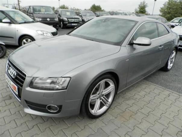 Audi A5 3.0 TDi V6 S-LINE, QUATTRO,AUT, foto 1 Auto – moto , Automobily | spěcháto.cz - bazar, inzerce zdarma