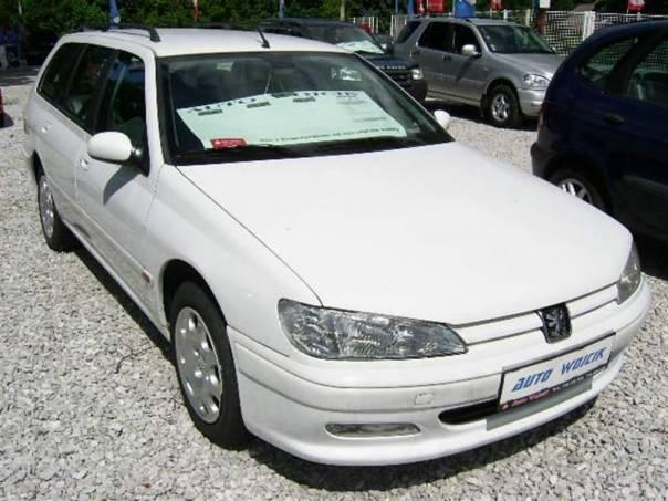 Peugeot 406 1.8 i  AUTOWOJCIK, foto 1 Auto – moto , Automobily | spěcháto.cz - bazar, inzerce zdarma