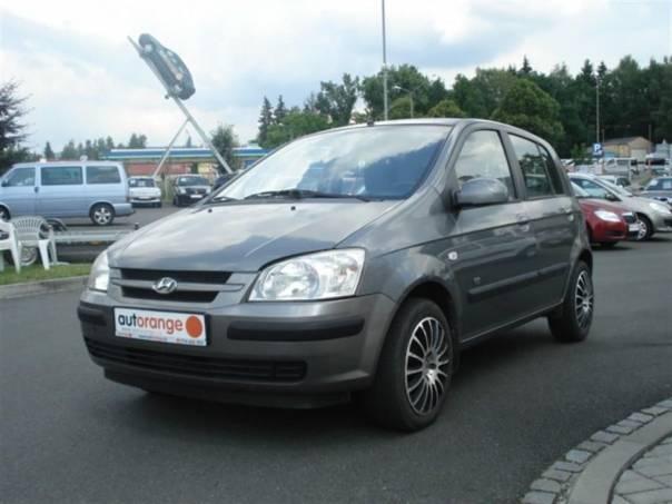 Hyundai Getz 1,5 CRDi, Č.R.,*s.k.* STK 2017, foto 1 Auto – moto , Automobily | spěcháto.cz - bazar, inzerce zdarma