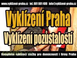 Vyklízení bytů, vyklízení pozůstalostí Praha , Obchod a služby, Přeprava, stěhování    spěcháto.cz - bazar, inzerce zdarma