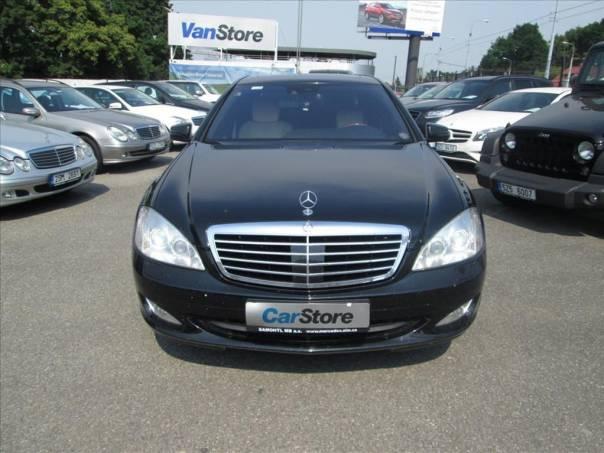 Mercedes-Benz Třída S 3,0 S 320CDI L 4MATIC, foto 1 Auto – moto , Automobily | spěcháto.cz - bazar, inzerce zdarma