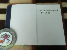 ON a já - novela , Hobby, volný čas, Knihy    spěcháto.cz - bazar, inzerce zdarma