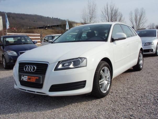 Audi A3 1.9 TDi Sportback, foto 1 Auto – moto , Automobily | spěcháto.cz - bazar, inzerce zdarma