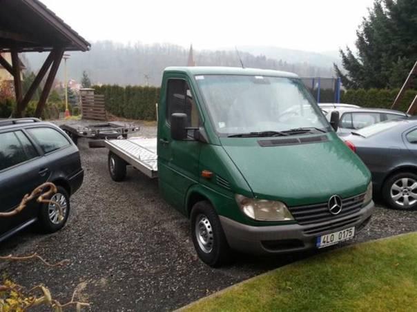 Mercedes-Benz Sprinter 2,7 CDI 316  odtahovka, foto 1 Užitkové a nákladní vozy, Do 7,5 t | spěcháto.cz - bazar, inzerce zdarma