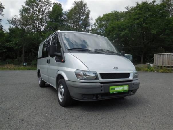 Ford Transit 2,0 63KW 6MÍST SERVISKA, foto 1 Užitkové a nákladní vozy, Autobusy | spěcháto.cz - bazar, inzerce zdarma
