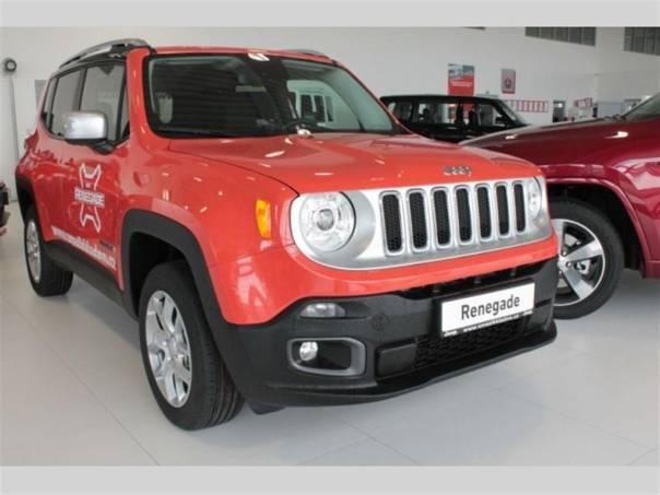 Jeep  2.0 Mjt Limited, AUTOMAT,XENON, foto 1 Auto – moto , Automobily | spěcháto.cz - bazar, inzerce zdarma