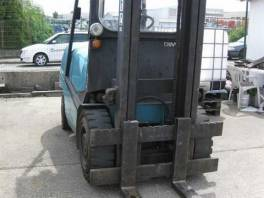 Balkancar  D35 33 , Pracovní a zemědělské stroje, Vysokozdvižné vozíky  | spěcháto.cz - bazar, inzerce zdarma