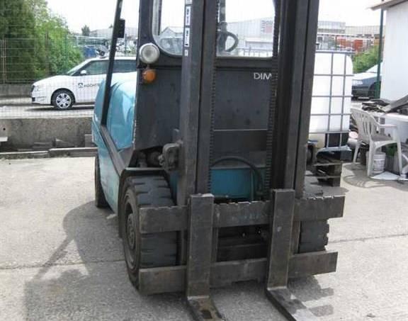 Balkancar  D35 33, foto 1 Pracovní a zemědělské stroje, Vysokozdvižné vozíky | spěcháto.cz - bazar, inzerce zdarma