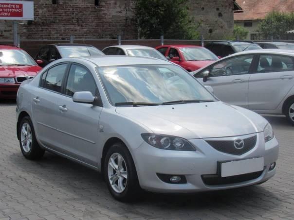 Mazda 3  1.6, Serv.kniha, digi.klima, foto 1 Auto – moto , Automobily | spěcháto.cz - bazar, inzerce zdarma