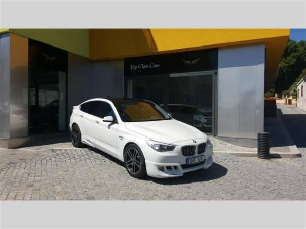 BMW Řada 5 530xd GT AC SCHNITZER, foto 1 Auto – moto , Automobily | spěcháto.cz - bazar, inzerce zdarma