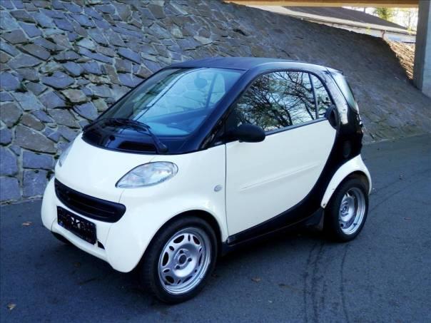 Smart Fortwo 0.8 CDI*AUTOMAT, foto 1 Auto – moto , Automobily | spěcháto.cz - bazar, inzerce zdarma