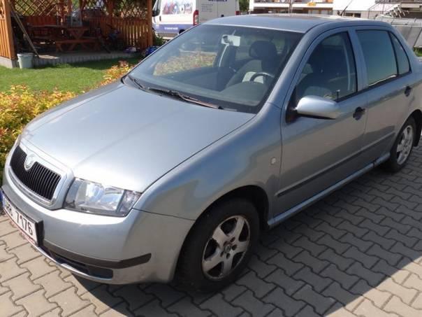 Škoda Fabia LPG 1.4MPI, foto 1 Auto – moto , Automobily | spěcháto.cz - bazar, inzerce zdarma