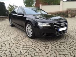 Audi A8 LONG 4,2TDI BANG&O