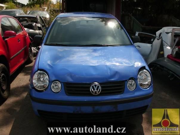 Volkswagen Polo 1,2, foto 1 Náhradní díly a příslušenství, Ostatní | spěcháto.cz - bazar, inzerce zdarma