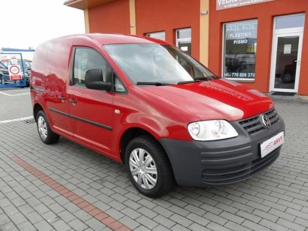 Volkswagen Caddy 1,9 TDI, DIGI KLIMA, foto 1 Užitkové a nákladní vozy, Do 7,5 t | spěcháto.cz - bazar, inzerce zdarma