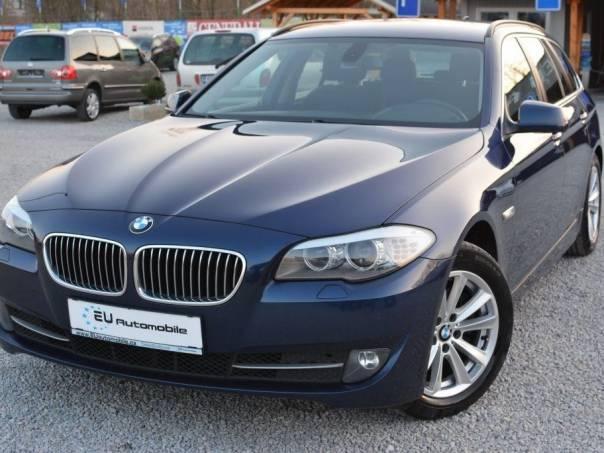 BMW Řada 5 520d Touring ZÁRUKA 1 ROK, foto 1 Auto – moto , Automobily | spěcháto.cz - bazar, inzerce zdarma