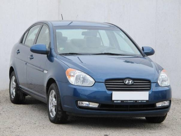 Hyundai Accent 1.5 CRDi, foto 1 Auto – moto , Automobily | spěcháto.cz - bazar, inzerce zdarma
