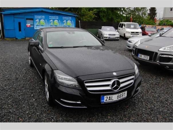 Mercedes-Benz Třída CLS 350 CDI 4 MATIC, foto 1 Auto – moto , Automobily | spěcháto.cz - bazar, inzerce zdarma