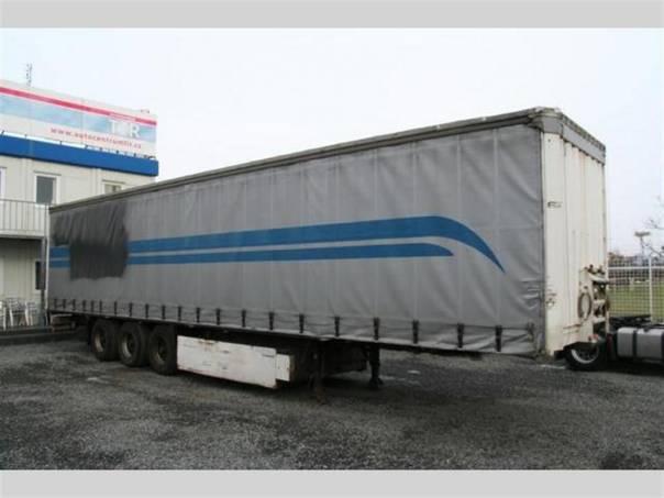 SD LOW DECK, foto 1 Užitkové a nákladní vozy, Přívěsy a návěsy | spěcháto.cz - bazar, inzerce zdarma