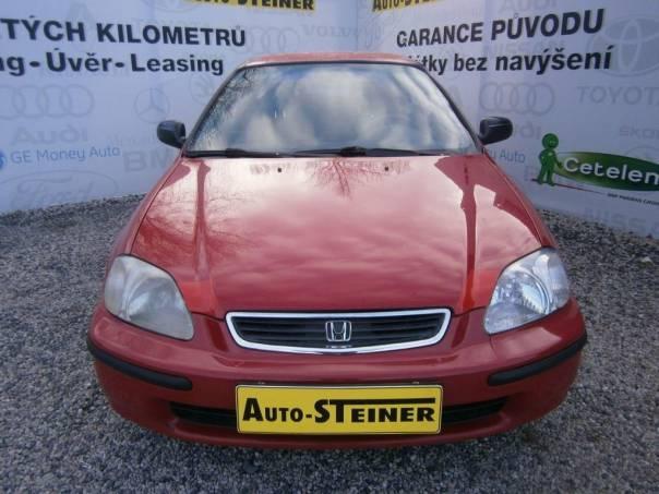 Honda Civic 1.4i EKO ZAPLACENO, KLIMA , foto 1 Auto – moto , Automobily | spěcháto.cz - bazar, inzerce zdarma