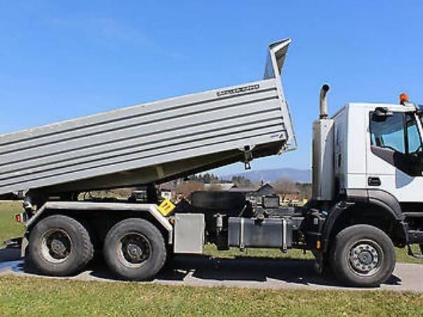 Iveco  AD 380 6x6 EEV EURO 5/6, foto 1 Užitkové a nákladní vozy, Nad 7,5 t | spěcháto.cz - bazar, inzerce zdarma