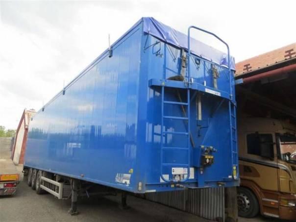 SZ 336 V - posuvná podlaha, foto 1 Užitkové a nákladní vozy, Přívěsy a návěsy | spěcháto.cz - bazar, inzerce zdarma