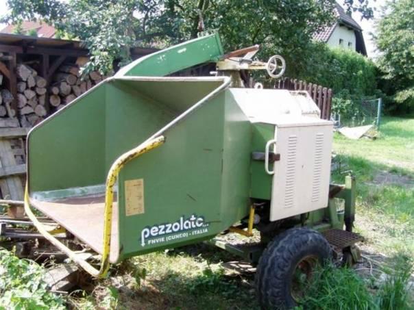 štěpkovač PEZZOLATO PZ 250, foto 1 Pracovní a zemědělské stroje, Pracovní stroje | spěcháto.cz - bazar, inzerce zdarma