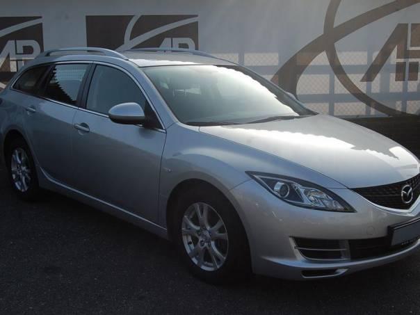 Mazda 6 2.2 MZR-CD Comfort - odpočet DPH, foto 1 Auto – moto , Automobily | spěcháto.cz - bazar, inzerce zdarma