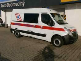 Opel Movano VAN L2H2 2.3 CDTi MTk  SANITKA , Užitkové a nákladní vozy, Do 7,5 t  | spěcháto.cz - bazar, inzerce zdarma