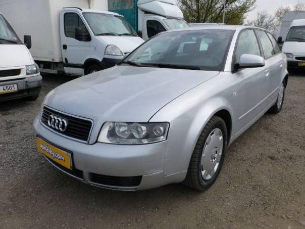Audi A4 Avant 3,0i V6 Quattro 4x4, foto 1 Auto – moto , Automobily | spěcháto.cz - bazar, inzerce zdarma