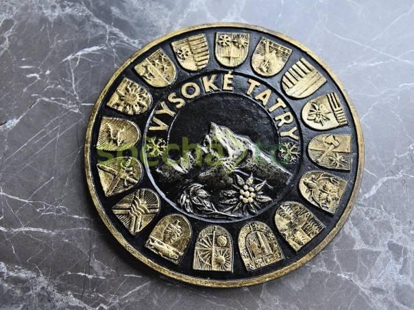 Stará dekorace Vysoké Tatry, foto 1 Hobby, volný čas, Sběratelství a starožitnosti | spěcháto.cz - bazar, inzerce zdarma