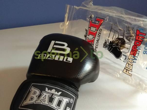 Boxerské rukavice Bail BG2000 oz10, foto 1 Sport a příslušenství, Bojové sporty | spěcháto.cz - bazar, inzerce zdarma