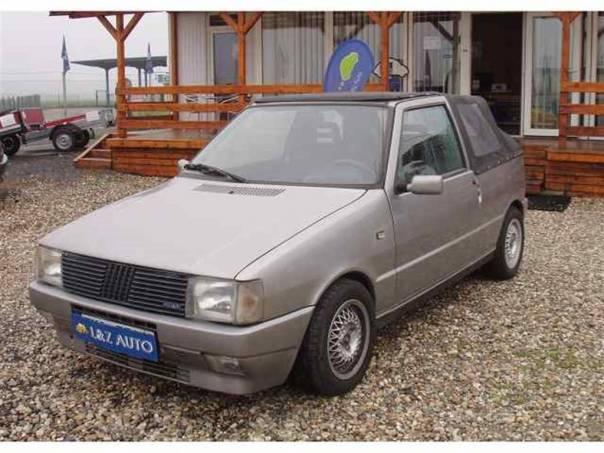 Fiat Uno 1,0 CABRIOLET, foto 1 Auto – moto , Automobily | spěcháto.cz - bazar, inzerce zdarma